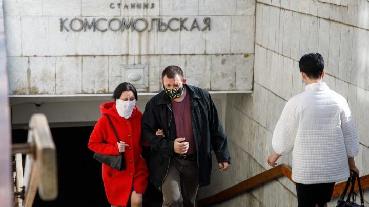 Весь общественный транспорт отменяется: следим за ситуацией с коронавирусом в Волгограде