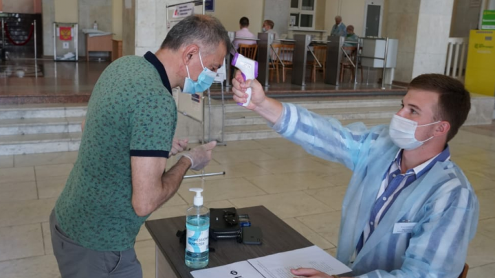 Явка в Ростовской области превысила 55% до основного дня голосования по поправкам
