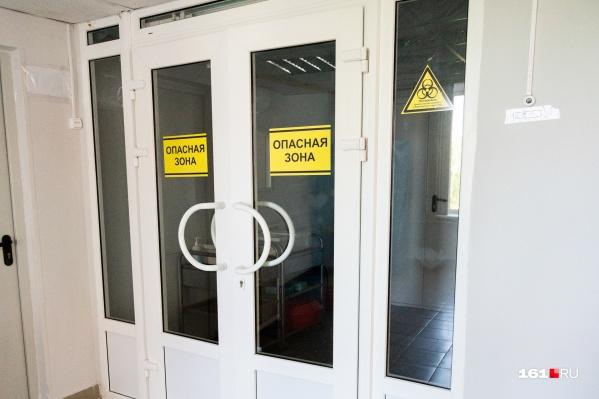 О первой заболевшей коронавирусом в регионе объявили два месяца назад