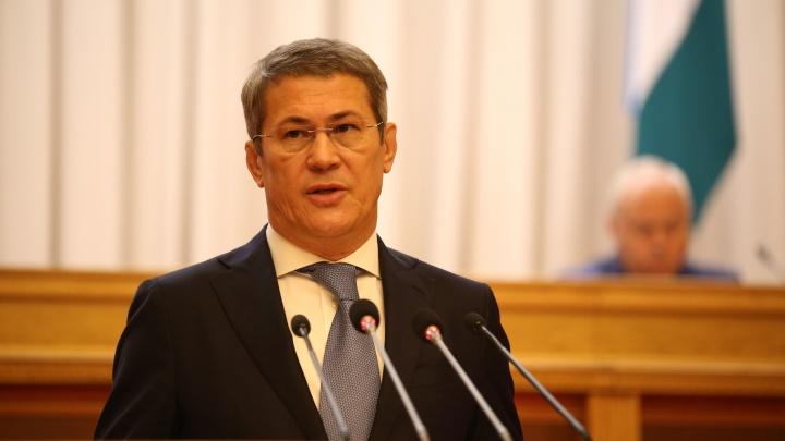 «Бог им судья»: глава Башкирии Радий Хабиров высказался о студентах, которые не хотят заходить в «красную» зону