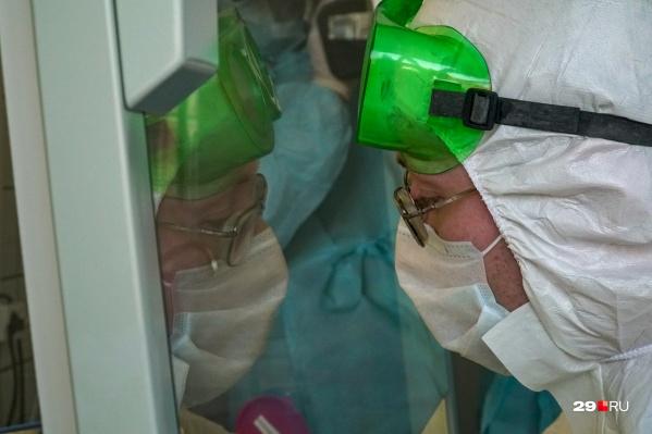 За сутки количество заболевших коронавирусом в регионе увеличилось почти втрое