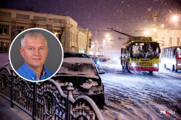 Депутат Евгений Баранов принял решение не предлагать свою кандидатуру в совет директоров «Яргорэлектротранса» на новый срок