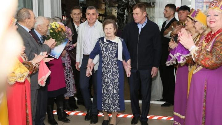 В Волгодонске умерла поборовшая COVID-19 ветеран Великой Отечественной войны