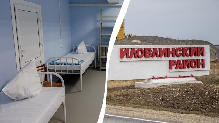 «Один умер, другой в коме»: под Волгоградом затравили семью заболевших коронавирусом