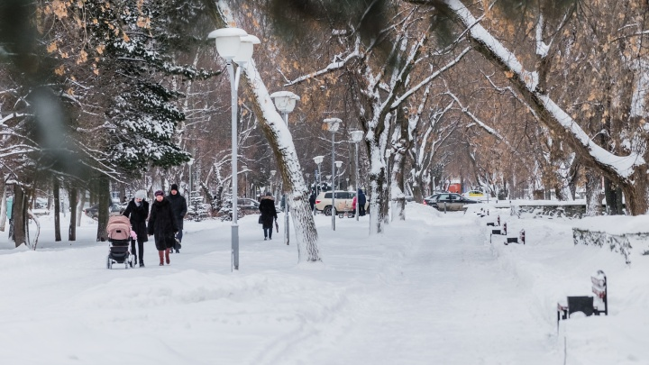 Трескучий мороз или оттепели? Росгидрометцентр рассказал, какой будет зима в Прикамье