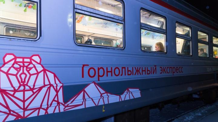В декабре от Перми до горнолыжного центра «Губаха» запустят электричку