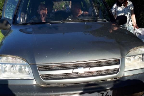 Водитель заявил, что собрал машину сам и не успел поставить её на учёт
