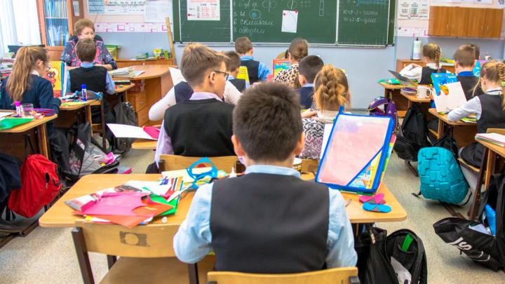 Школы Самары и Тольятти закроют на карантин