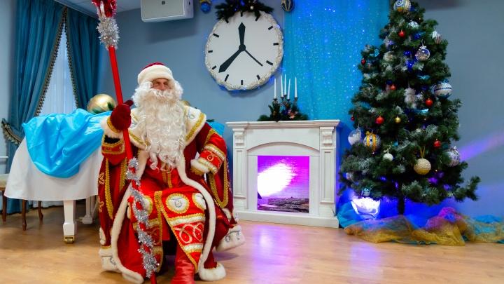 «Механизмов контроля нет»: могут ли северяне заказать выступление Деда Мороза на дом