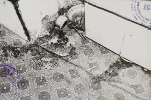 В марте 2002 года убийца постучал в дом пенсионера, который согласился его накормить