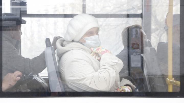 В Архангельске вернули льготный проезд для пенсионеров