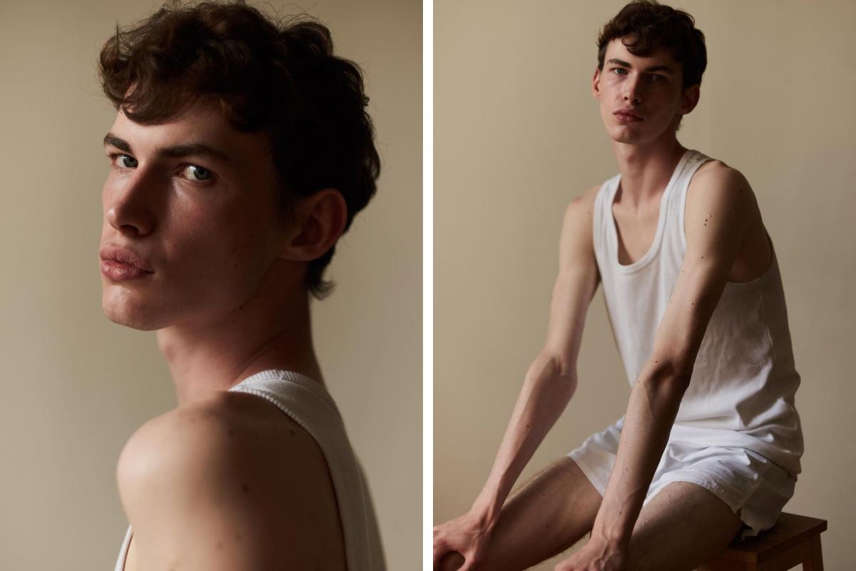 Часто из-за яркой внешности парня сравнивают со знаменитостями