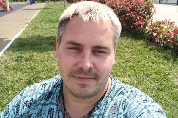 Сергею Кудряшову 39 лет, он занимается гостиничным бизнесом и спортом
