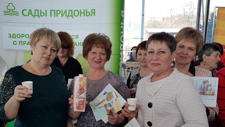 «Сады Придонья» поддержали национальную премию «Женщина года»
