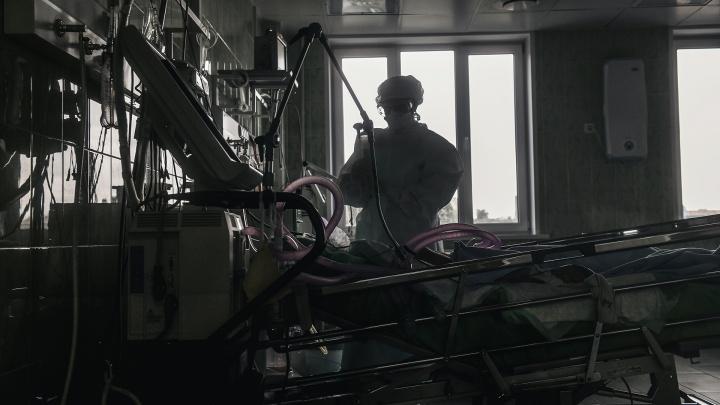 Больше 100 человек погибли в Кузбассе от коронавируса. Двое — за последние сутки