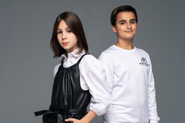 Дуэт «ЛиттлZ» — финалистыроссийского национального отборочного тура конкурса песни «Детское Евровидение – 2020»