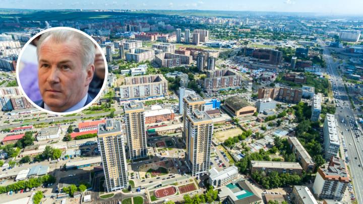 Скверы, дороги, школы: глава Советского района отвечает на 10 злободневных вопросов от жителей