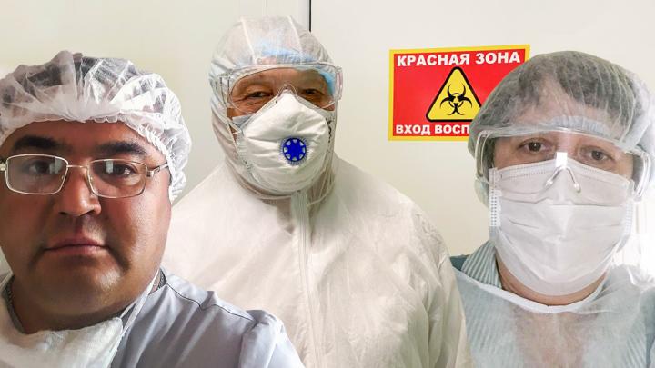 Медик с передовой в бою с коронавирусом: «Если не хотите, чтобы вас интубировал уролог, сидите дома»