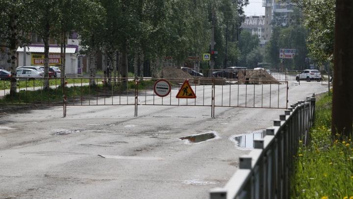 Из-за ремонта теплотрассы в Архангельске изменились маршруты трех автобусов