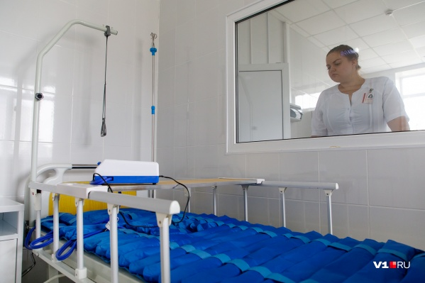 В инфекционных больницах города лежит 26 пациентов