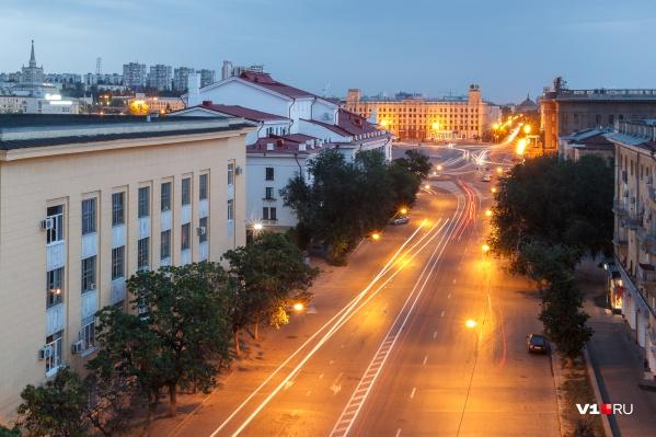 Электричества нет на улицах Мира, Ленина и 10-й Дивизии НКВД