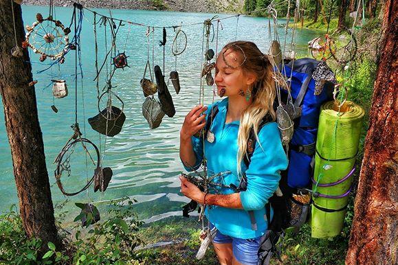Красноярская путешественница расскажет в прямом эфире, куда поехать отдыхать после пандемии