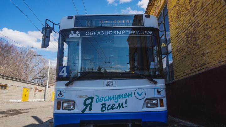 В Омск привезут 33 новых троллейбуса