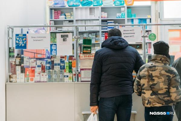 По словам фармацевта, «Коронавир» пользуется спросом, несмотря на высокую цену