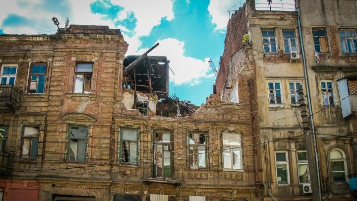 Снос старинных зданий и кислородная проверка: события 26ноября в Ростове