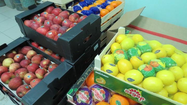 Автобусный перевозчик «Автомиг» передал в пермские больницы более тонны фруктов