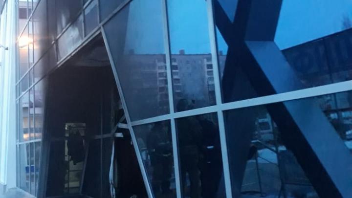 Ночью в Архангельске подожгли синагогу «Звезда Севера»