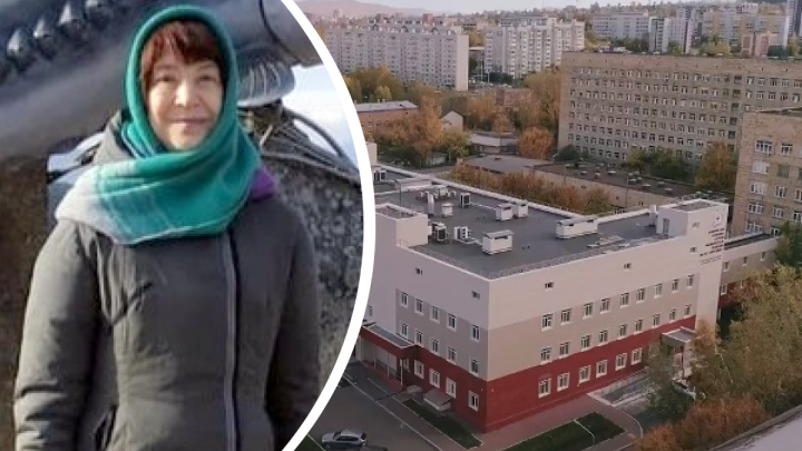 Женщина ушла из БСМП после отказа от госпитализации и пропала