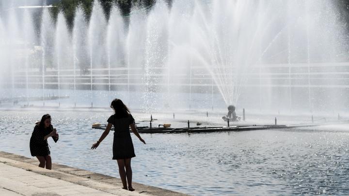 Как пережить курортную жару в Екатеринбурге и кому стоит поберечься: советы врача