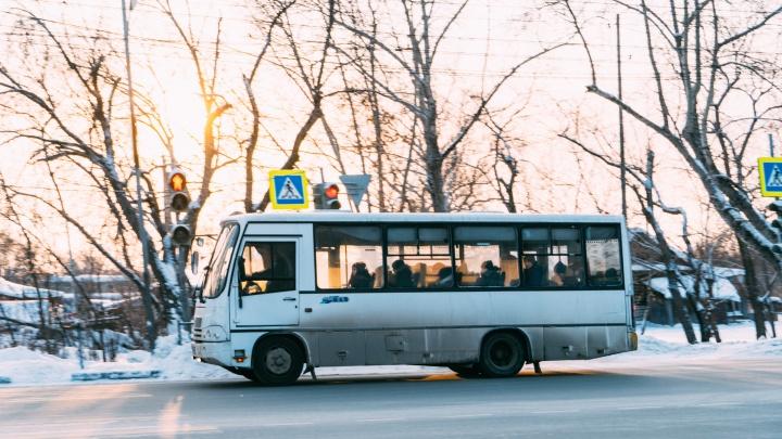 В выходные на Масленицу два автобуса изменят свой маршут