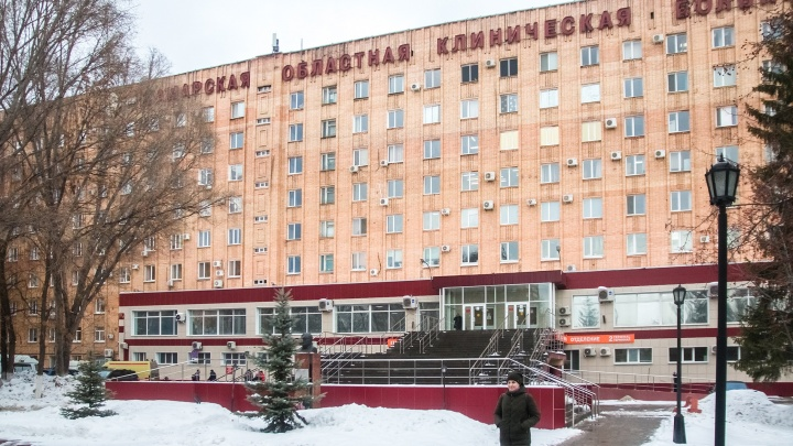 В больнице Середавина рассказали, как в одном корпусе лечат больных с COVID и без него