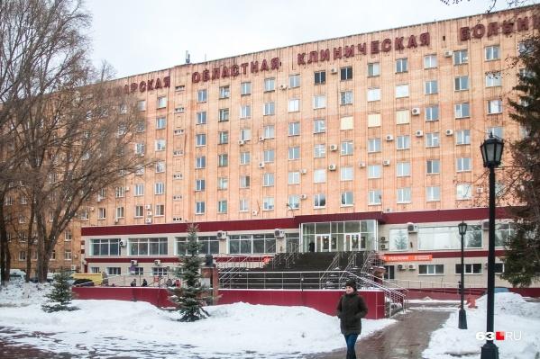 Главный корпус начали возвращать к прежнему режиму работу в начале марта