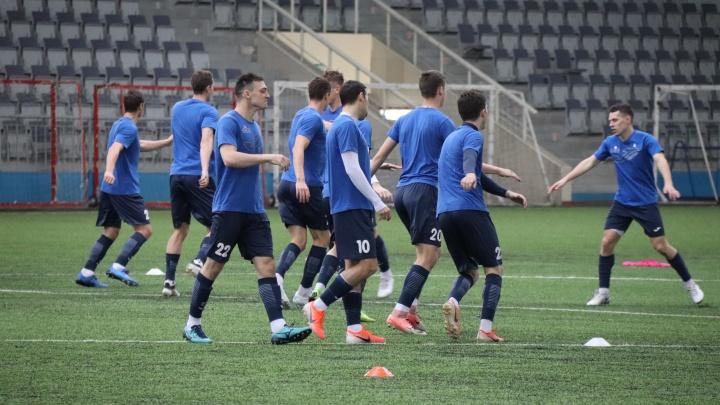 Омский ФК «Иртыш» в следующем сезоне будет играть в первом дивизионе