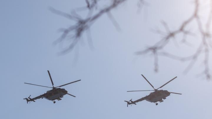 В Волгограде «Ночные охотники» и «Терминатор» начали готовиться к параду Победы