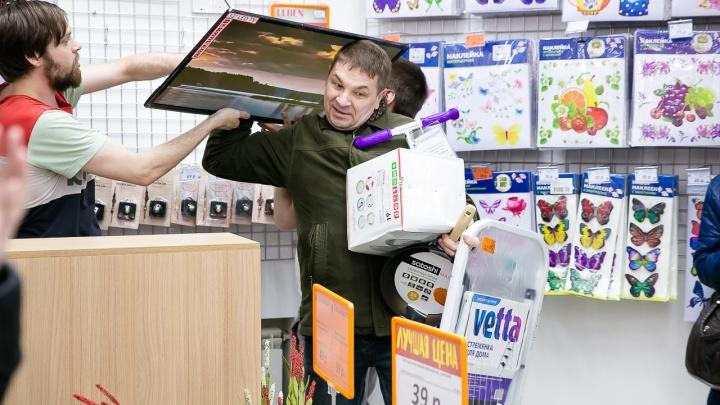 Лето в высокой четкости: «Галамарт» установил шок-цену на ЖК-телевизоры