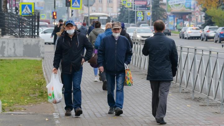 Оперштаб России подтвердил данные о 197 новых случаях коронавируса в Архангельской области