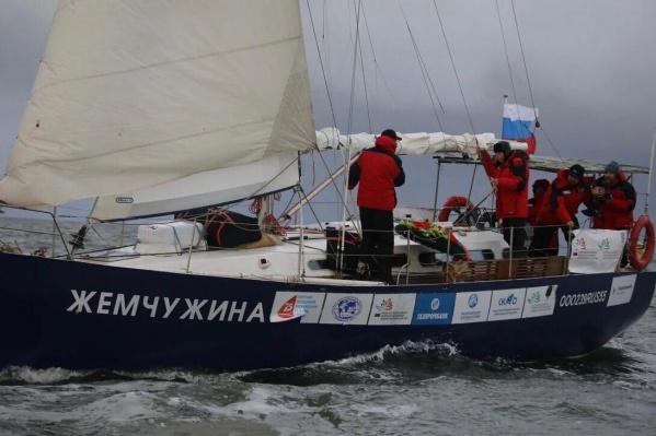 По маршруту в Белом, Баренцевом, Печорском и Карском морях участники возложат венки к местам гибели кораблей