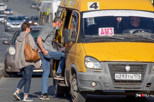 В первый день обязательного масочного режима его не соблюдают ни пассажиры, ни водители
