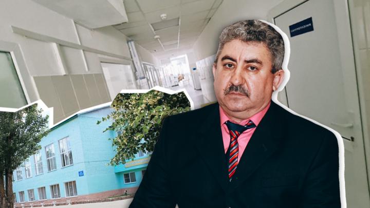 Директор Урюпинского интерната оштрафован за самую массовую вспышку коронавируса в Волгограде и области
