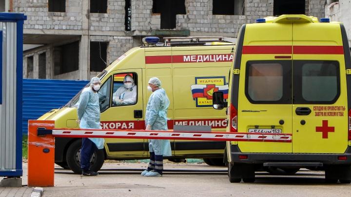 Второй день подряд от коронавируса в крае умирает 8 человек