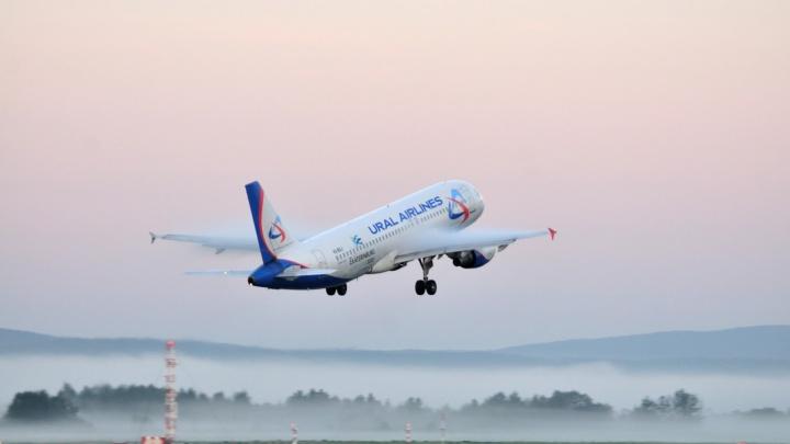За россиянами, застрявшими в Таджикистане, из Екатеринбурга вылетел самолёт «Уральских авиалиний»
