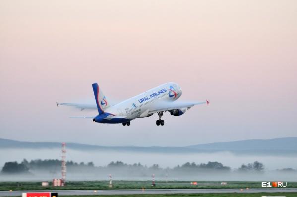 По пути из Душанбе самолёт сделает остановку в Сургуте, а потом приземлится в Кольцово
