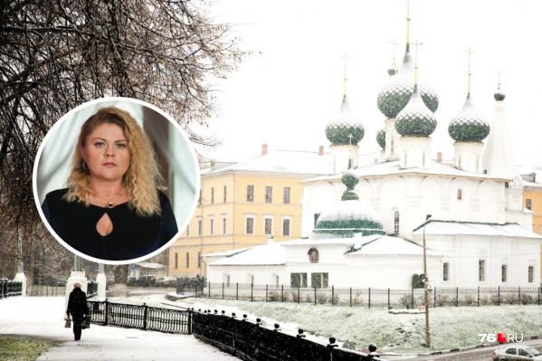 Валентина Мазунина сожалеет, что регионы живут хуже Москвы