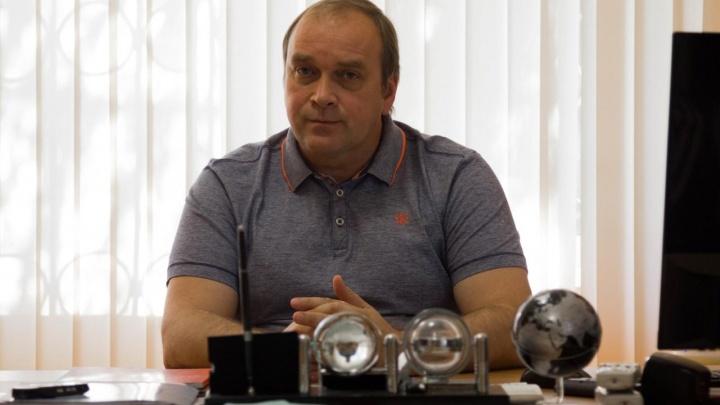 Футбол на «карантине»: прямой эфир с президентом ФК «Иртыш» Сергеем Новиковым