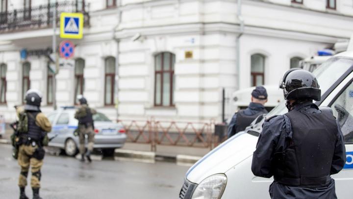 В Ярославле эфэсбэшники взяли предпринимателя, отобравшего здание у мэрии города