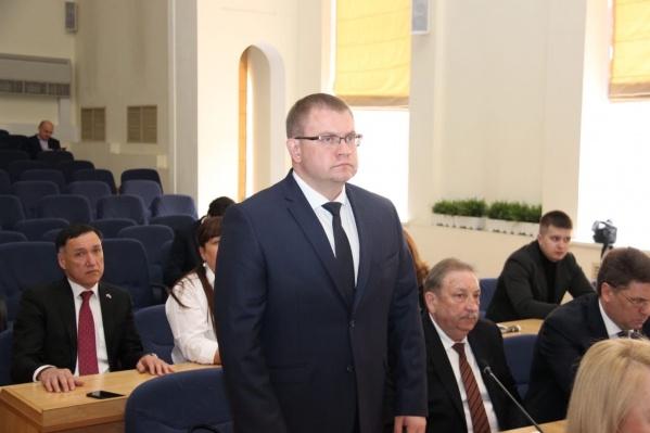 Чиновник возглавляет администрацию района с марта этого года